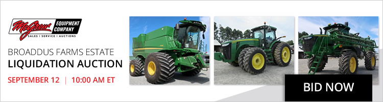 Farm Machinery & Implements Auctions Online | Proxibid