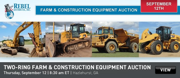 Heavy Construction Equipment Auctions Online | Proxibid