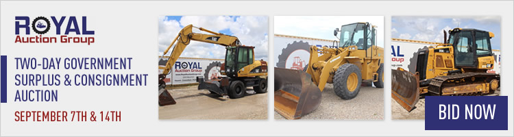 Heavy Construction Equipment Auctions Online | Proxibid