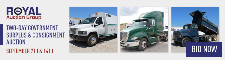 Commercial Trucks Auctions Online   Proxibid
