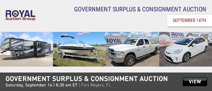 Vehicles, Marine & Aviation Auctions Online   Proxibid